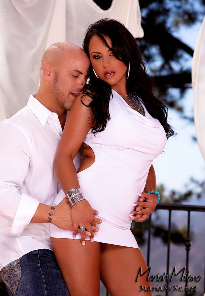 Mariah Milano White Dress